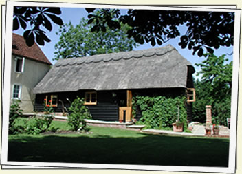Pilgrims BarnBed and Breakfast in Little Baddow, near Chelmsford